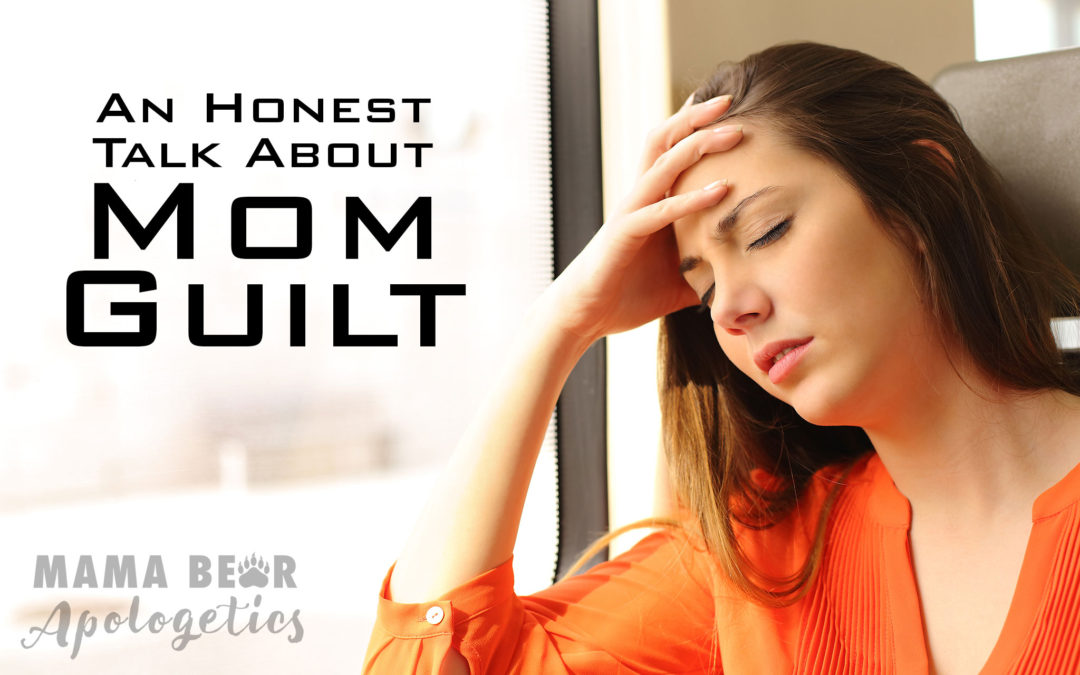MBA 12: An Honest Talk About Mom Guilt