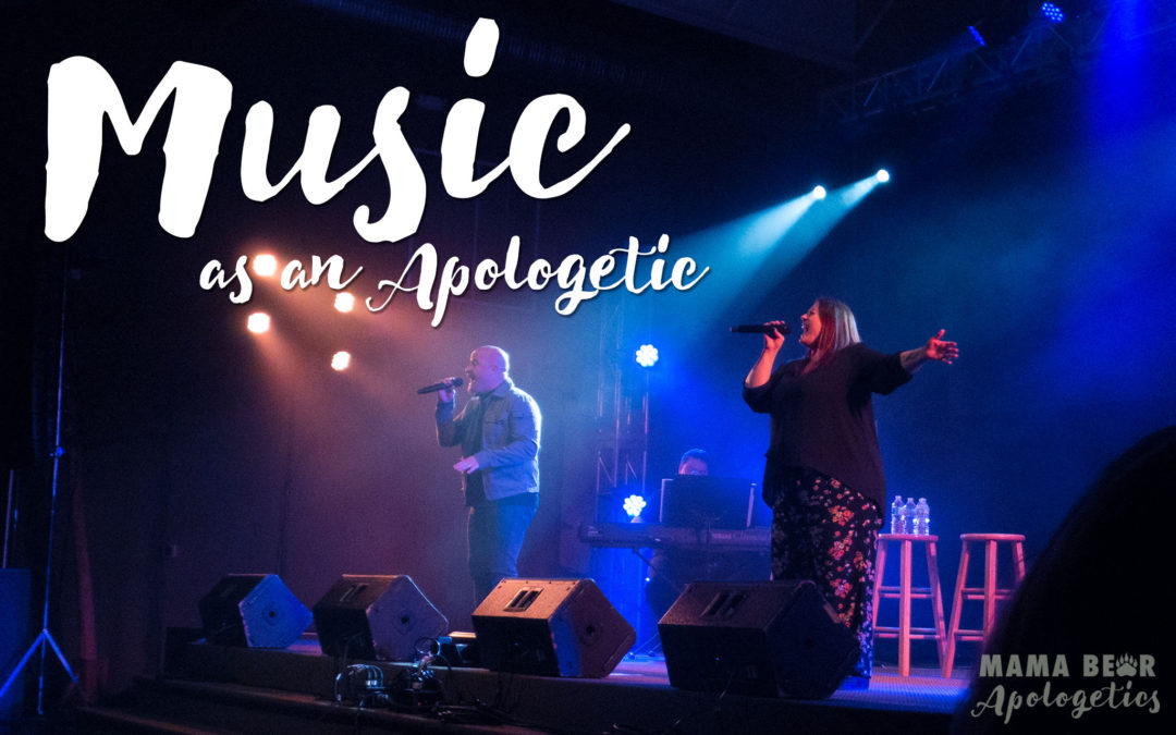 Music as an Apologetic