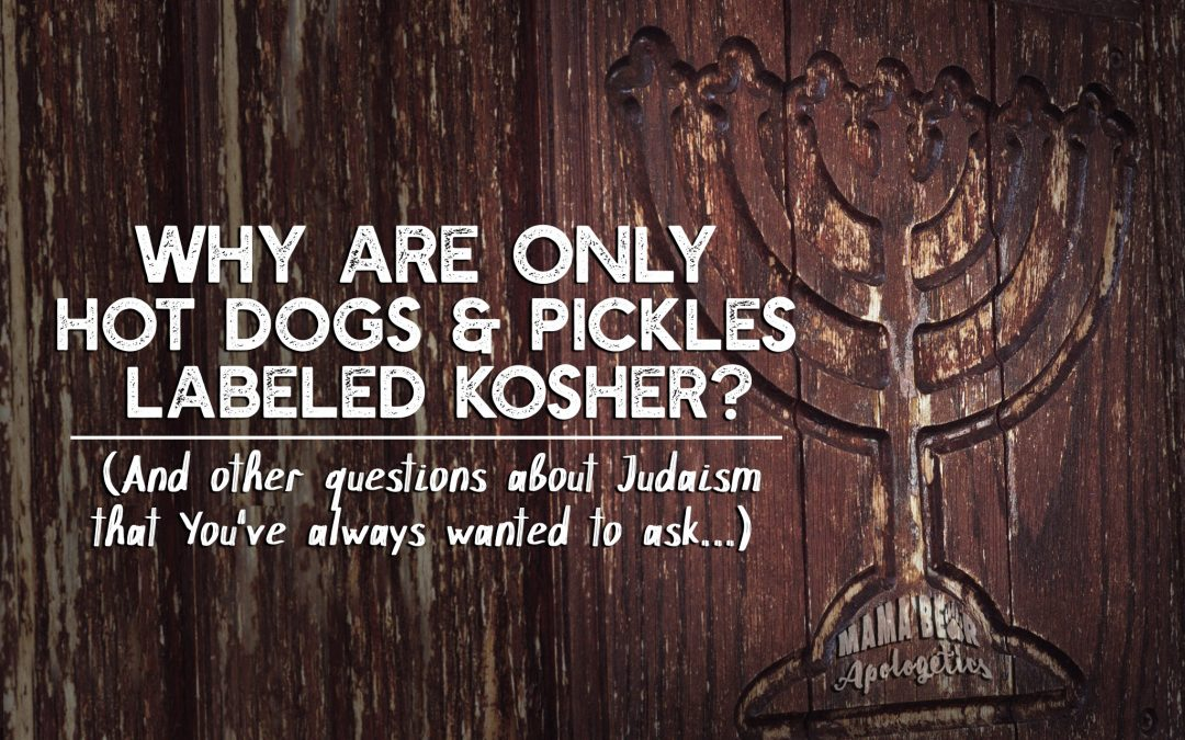 Common Questions Kids Have About Judaism