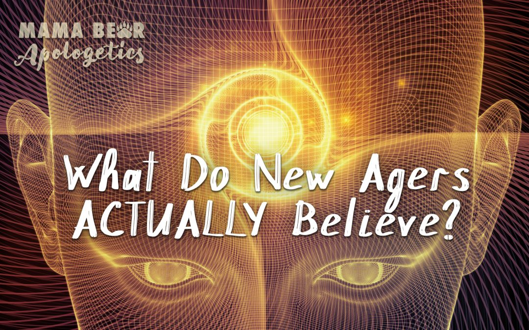 What do New Agers Believe?
