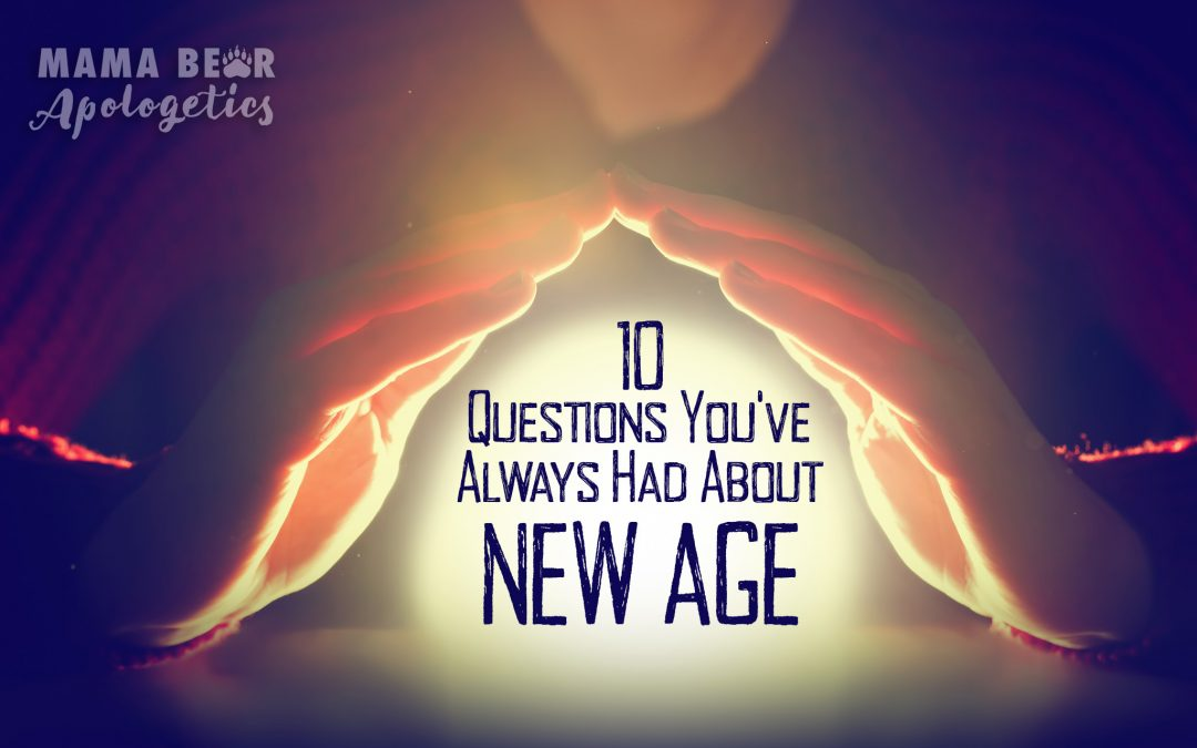 10 Questions You've Always Had About New Age