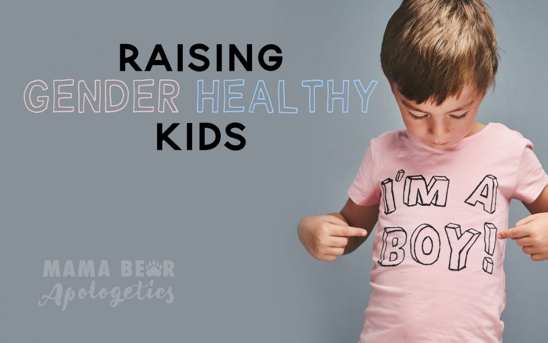 Raising Gender Healthy Kids