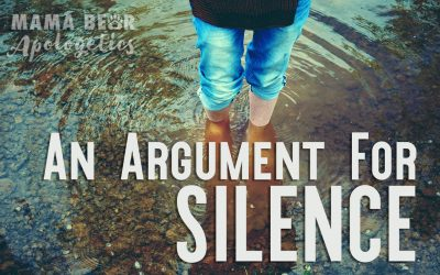 An Argument for Silence