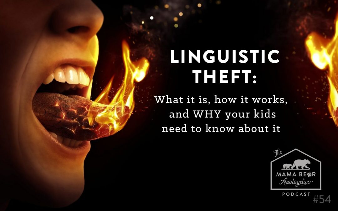 MBA Episode 54: Linguistic Theft: What It Is, How It Works, and WHY Your Kids Need to Know About It
