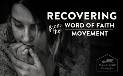Recovering from the Word of Faith Movement