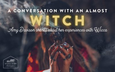 MBA Episode 56: A Conversation with an Almost Witch: Amy Davison Shares About Her Experiences with Wicca