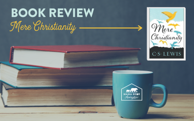 Book Review: Mere Christianity by C.S. Lewis