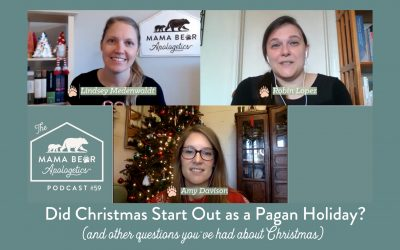 MBA Episode 59: Did Christmas Start Out as a Pagan Holiday? (and other questions you've had about Christmas)