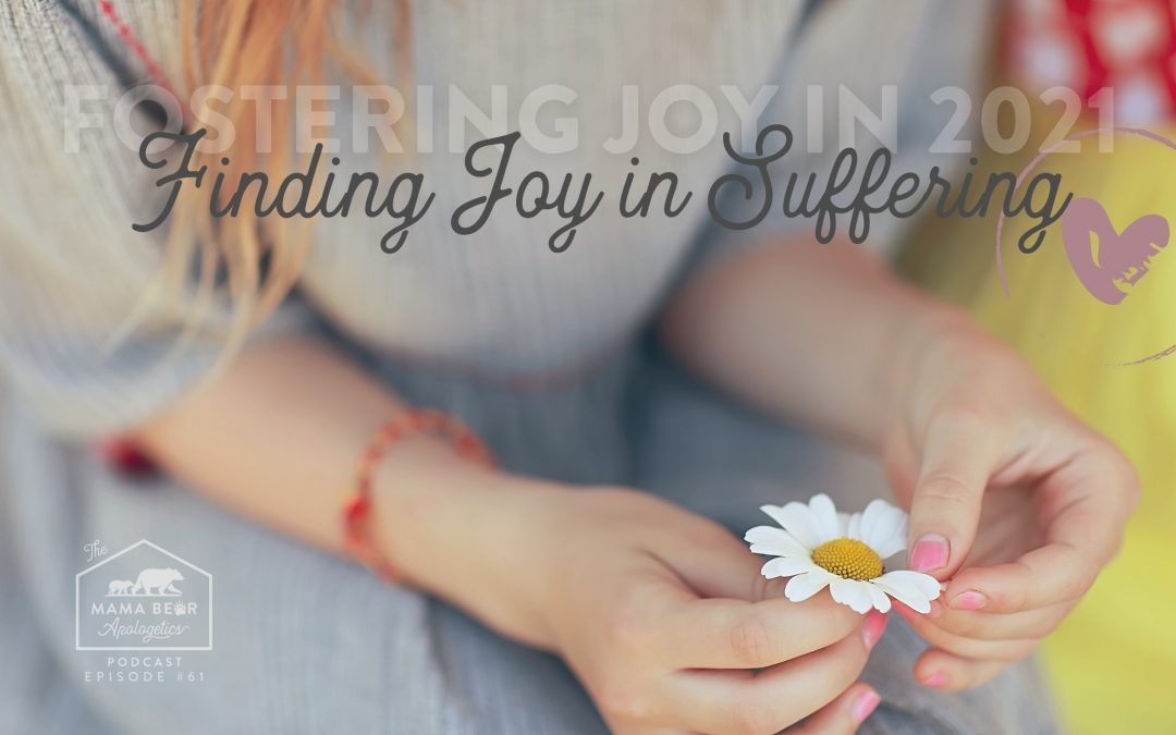 MBA Episode 61: Finding Joy in Suffering