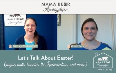 MBA Episode 62: Let's Talk About Easter: pagan roots, bunnies, the Resurrection, and more!